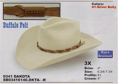 American Buffalo Collection by Stetson hats ba93af84da7