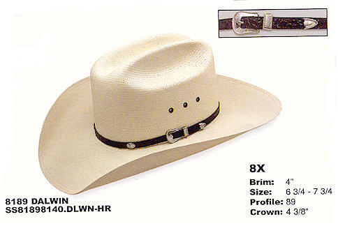 Dalwin by Stetson Hats. From the Alan Jackson Collection b0b017c840f