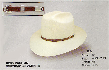 Vashon by Stetson hats